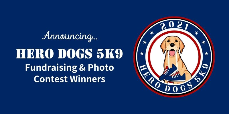 Announcing HD5K9 Photo Contest Winners!