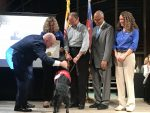 Special Recognition for Hero Dogs