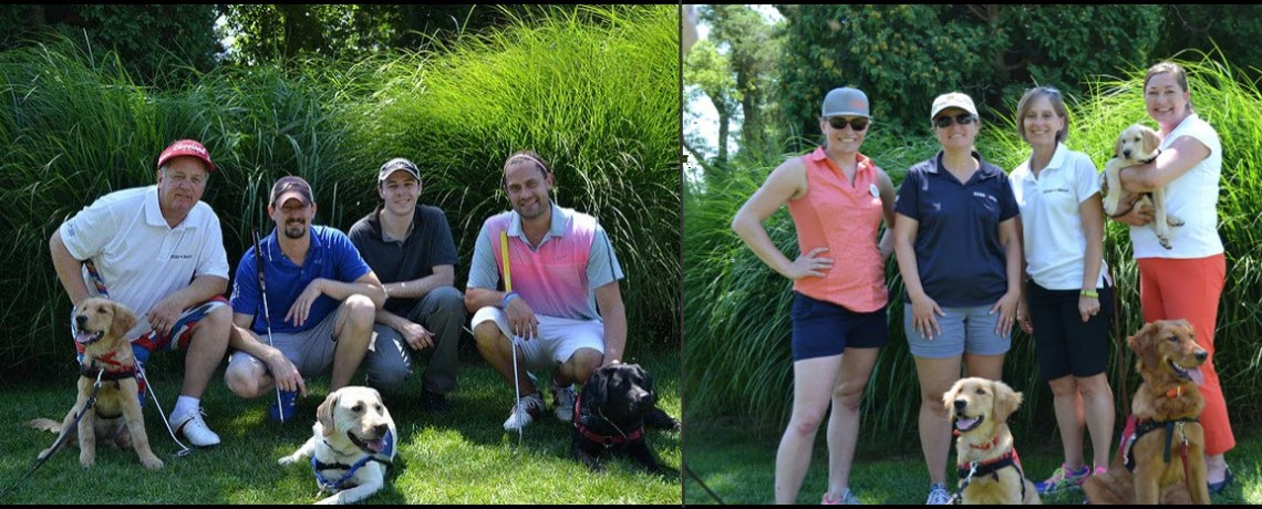 August 1, 2016 – FORE! Hero Dogs Golf Classic